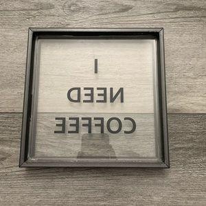 Wall Art - Decor Sign